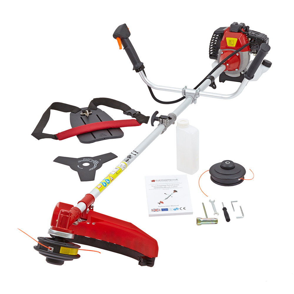 The best petrol trimmers: rating, review of models and reviews 18